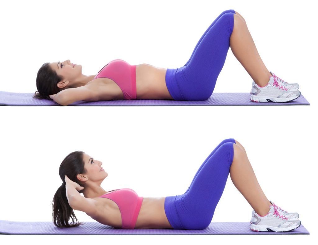 crunch sit-up