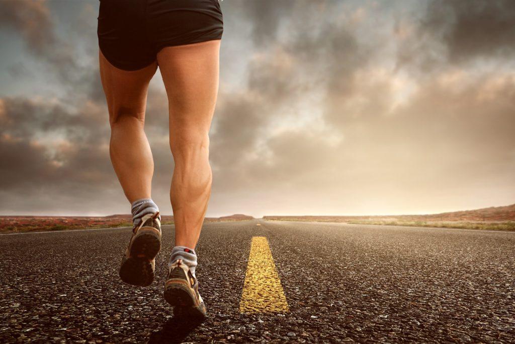 jogging cardio